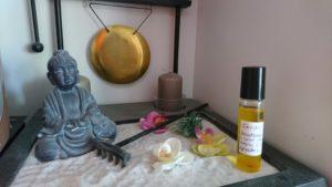 huiles essentielles pour massage